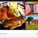 My Ling auf Instagram