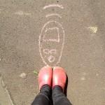 Lebenszeichen…von Schränken und Straßenmalereien im Urlaub