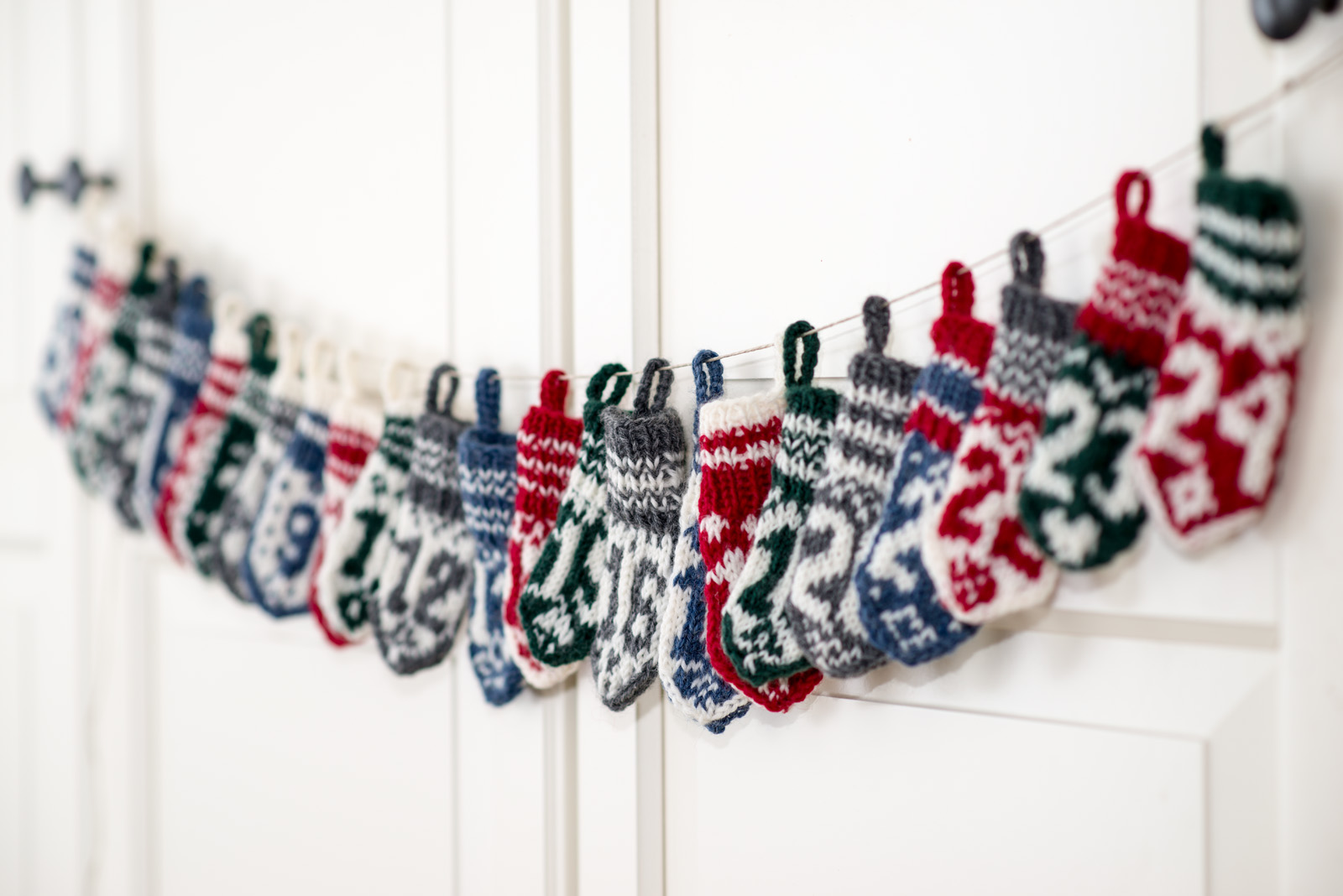 Adventskalender Stricken Desleutelbenjezelf Blog
