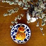 Schwedische Osterhasenschnecken mit Pistazien und Marzipan