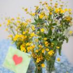Vom Wochenende: Muttertag, Konfirmation und Brownietorte mit Blaubeermousse…