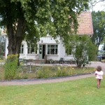 Über Land in Mittelschweden- Wolle kaufen und Kaffee trinken in Alingsås