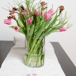 Tulpen und Känguruh-Pfötchen am Freitag