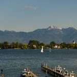 Chiemsee und Fraueninsel