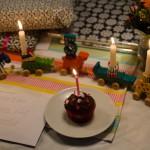 Sofias 5. Geburtstag und eine Regenbogentorte