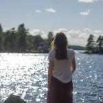 Vom ersten Ferienwochenende, Flohmärkten und idyllischen Rastplätzen in Schweden