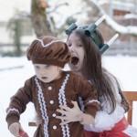 Unser zweites Adventswochenende: Vom Christbaumkauf, dem Weihnachtsmarkt auf dem Schellenberg und einem Weihnachtskarten-Shooting mit Kindern